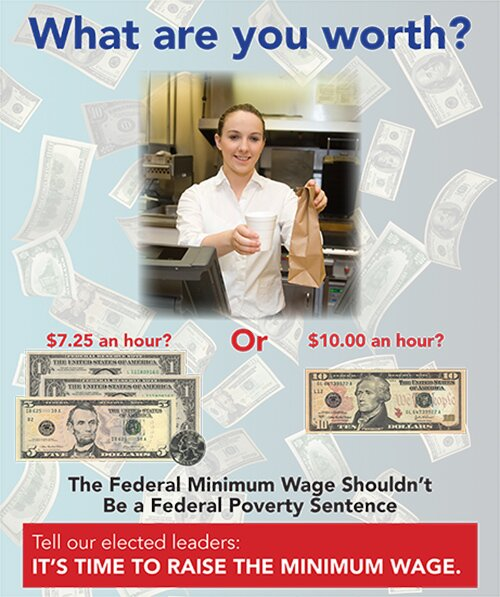 It's Time To Raise The Minimum Wage